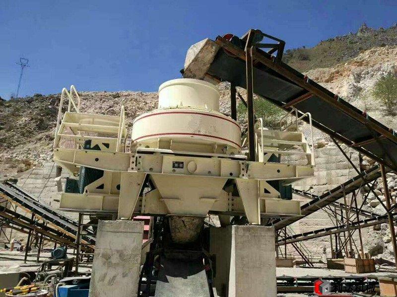 广西时产200吨河卵石制砂生产线